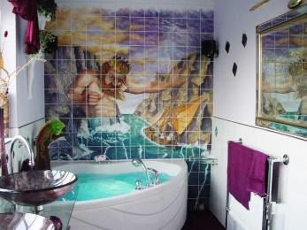 Designer Custom Bathroom
