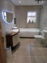 Contemporary Symmetry Freestanding furniture & wetroom