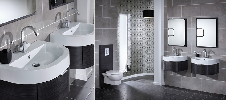 Encurva Bathroom Furniture