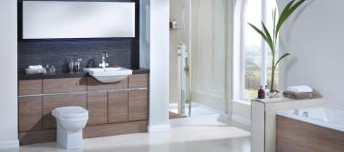 Compact Luca Fitted Bathroom Furniture