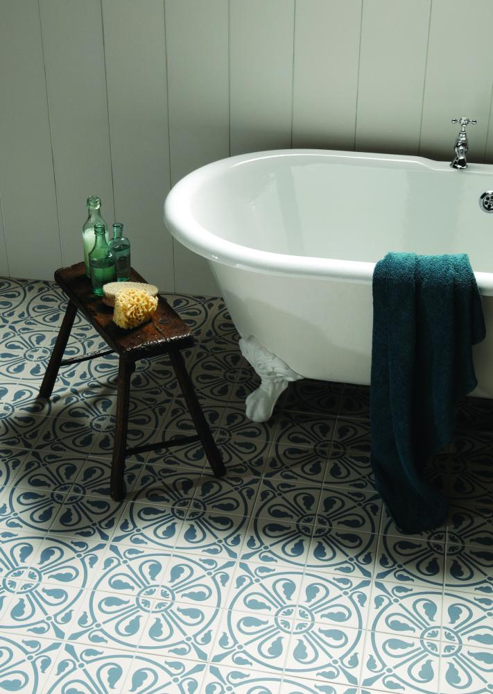 Traditional Floor Tiles Range Wilton Studios