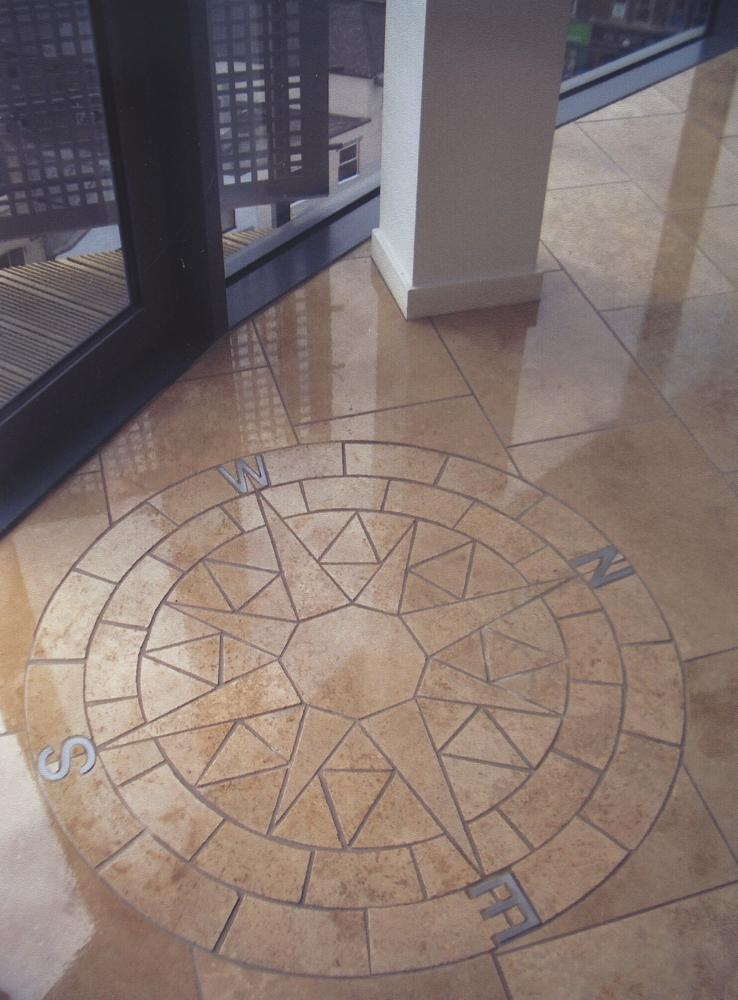 Bespoke Floor Tiles