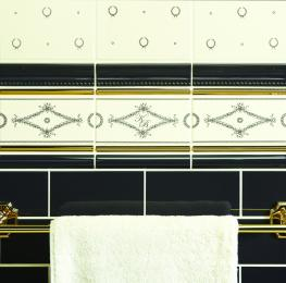 Wall Bespoke Painted Wall Tiles
