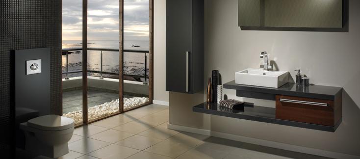 You Modular Bathroom Furniture Contemporary Range
